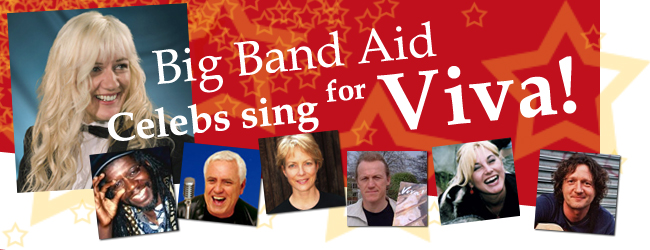 Big Band Aid for Viva