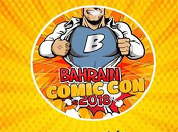 Bahrain Comic Con 2018